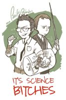 [Pacific Rim] IT'S SCIENCE, BITCHES by tedizack