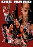 DIE HARD:  McClane Rules by MalevolentNate
