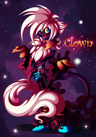 Cat's Heart: character design - Clown. by AlsoMirime
