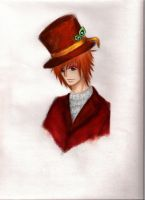 Smexy hatter dude, COLORD by Kissakatt