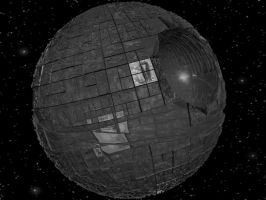 Deathstar by krTsukasa