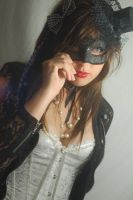 The Dark Masquerade Mask by LawliePop13