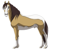 Stallion adopt 2 CLOSED by petshop101