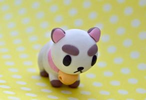 clay puppycat by hellocuteness