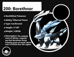 200: Borethnor by SteveO126