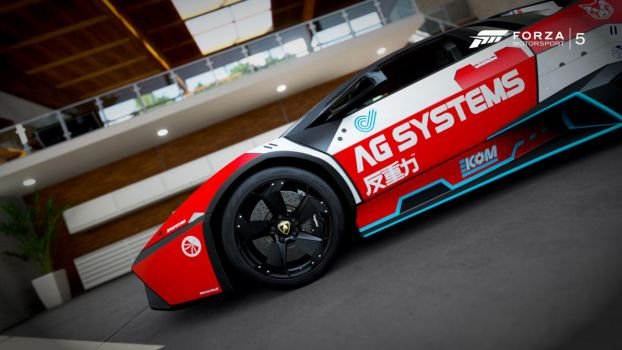 Forza Motorsport 5-Let's Be Friends by nick98