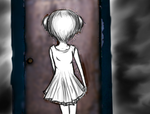 ~Don't Open the Door~ by The-Veiled-Android