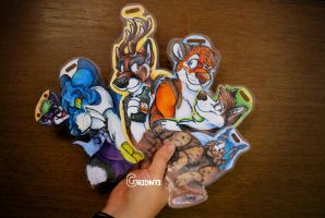 badges by Grion