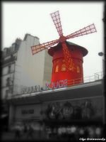 Moulin Rouge by Rivenna