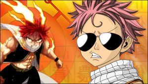 Fairy tail: Natsu by 6DED9
