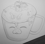 Drawing Challenge: Tea's Pleasing Me by TheLostAngeI