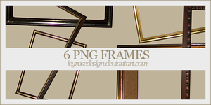 PngFRAMES_stock by icyrosedesign