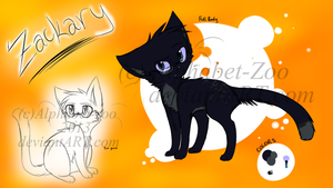 Zackary Reference [ 2014 ] by Alphabet-Zoo