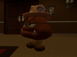 Goomba Reporter by ZeFrenchM