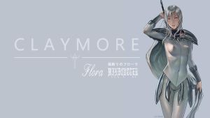 Claymore Flora by gooloo0-o