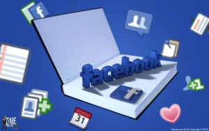 Desktop Facebook by PhreshSoldier
