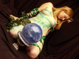 Gaia - Mother Nature 3 by HoiHoiSan