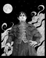 Barnabus Collins by baconworm