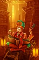 Amber library by Sedeptra