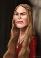 Cersei by Gromy