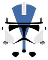 501st Legion Helmet by PD-Black-Dragon