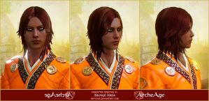 ArcheAge Character Creation 01 by Neyjour