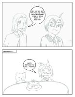 Hetalia - Canada's Birthday by TheShredDoctor