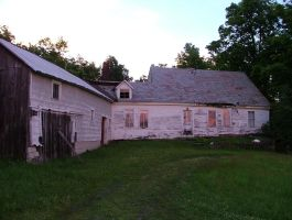 Abandoned Houses in Vermont001 by TheGreatWiseAss