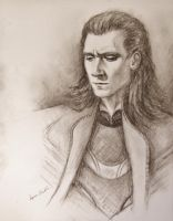 Son of Laufey by DaughterOfAear