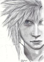 FFVII Advent Children - Cloud by delboysb91