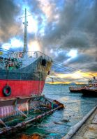 Perama real HDR by Piddling