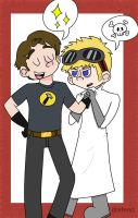 Dr. Horrible's Sing Along Blog by drefeno