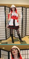 Nerdy Girlz - Assassin's Creed Cosplay Pinafore by DarlingArmy