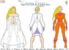 Emma Frost Series: Part Eight by SavageMouse