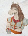 The Great Race : Zodiac Competition : Strong Horse by jdowdy