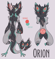 Orion by strait