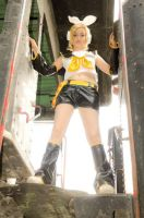 Kagamine Rin 02 by PrisCosplay
