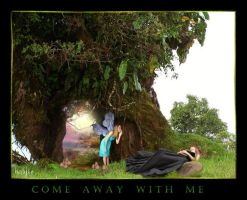 Come Away With Me by kalyre