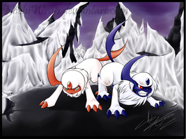 [Commissioned] Stand Together by Orion-the-Absol
