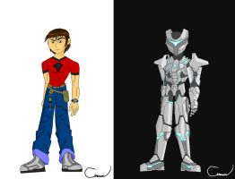 Zach DH ITE Style by Vakama3