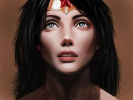 Wonder Woman Life by jmont