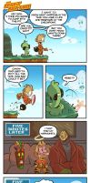The Reset Button 1/13 - Leap of Faith by geogant