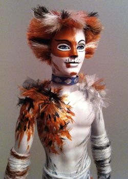 CATS Doll - Tumblebrutus by BWCat