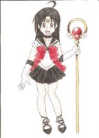 Chibi Sailor Earth by animequeen20012003