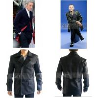 Doctor who christopher eccleston leather coat by Ashlyn33