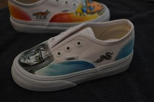 Kids Shoes by tat2shippey