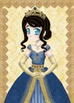 Her Royal Highness by Mel-Rosey