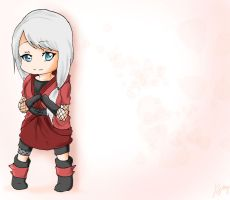 Art trade for Chloeeh by Riku-X-Gaara