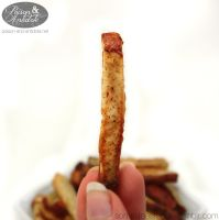 Oven Baked French Fries by chat-noir