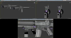 M16 Rig SCR by unknownguyver81